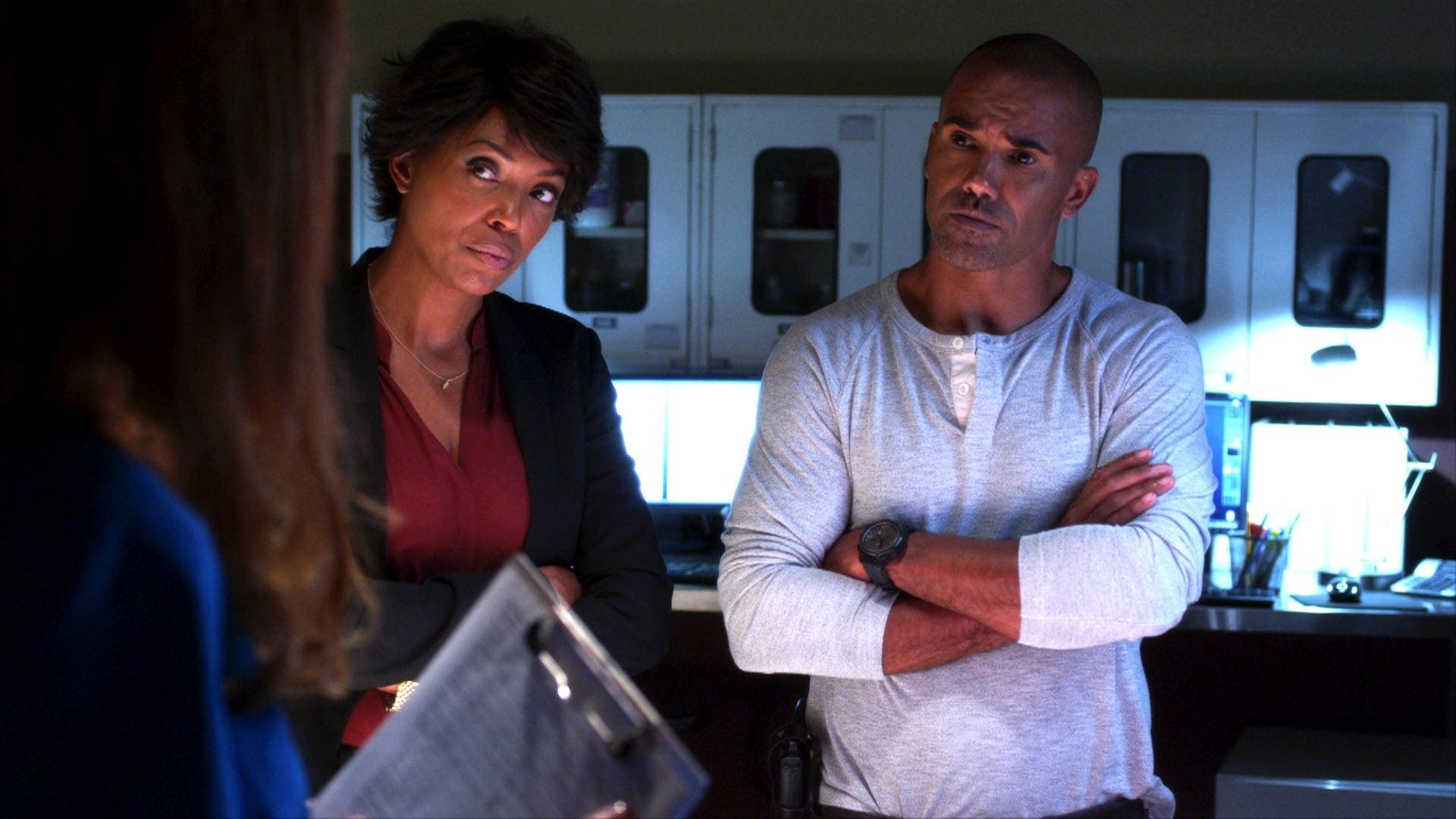 Criminal Minds Season 11 :Episode 8  Awake