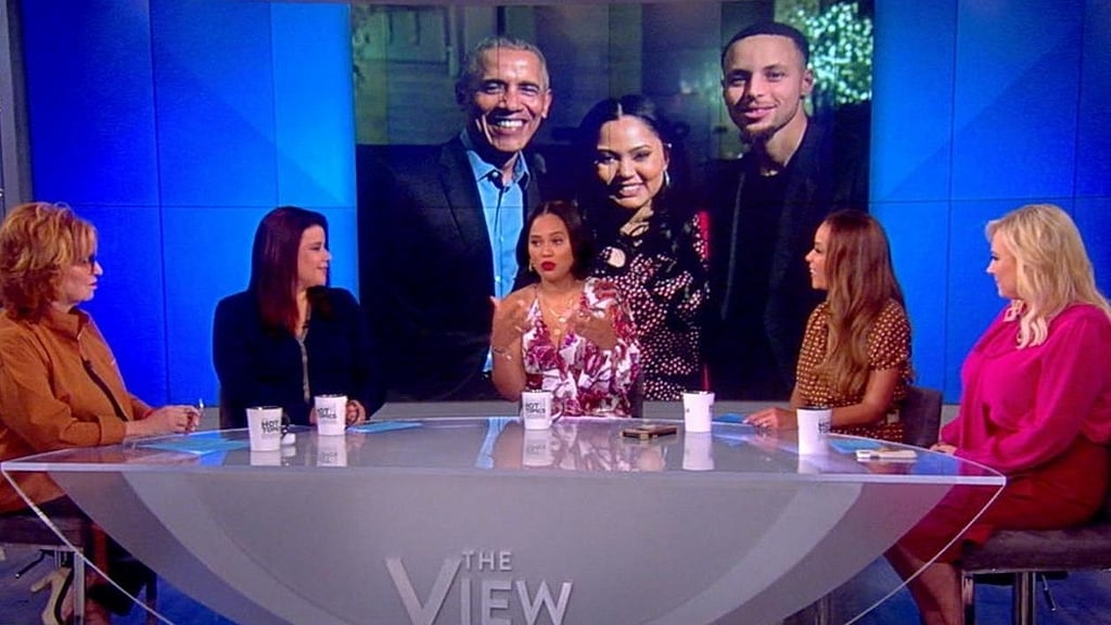 The View Season 22 :Episode 184  Ayesha Curry