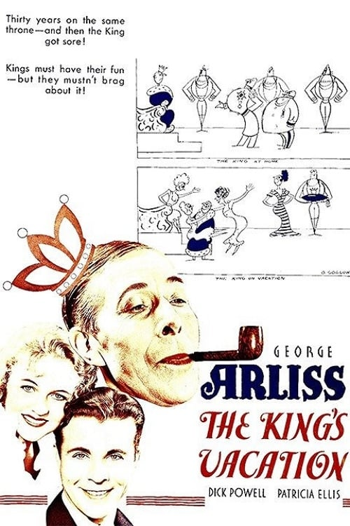 The King's Vacation (1933)