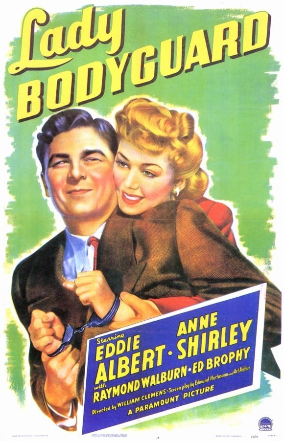 Ver Lady Bodyguard Online HD Español (1943)
