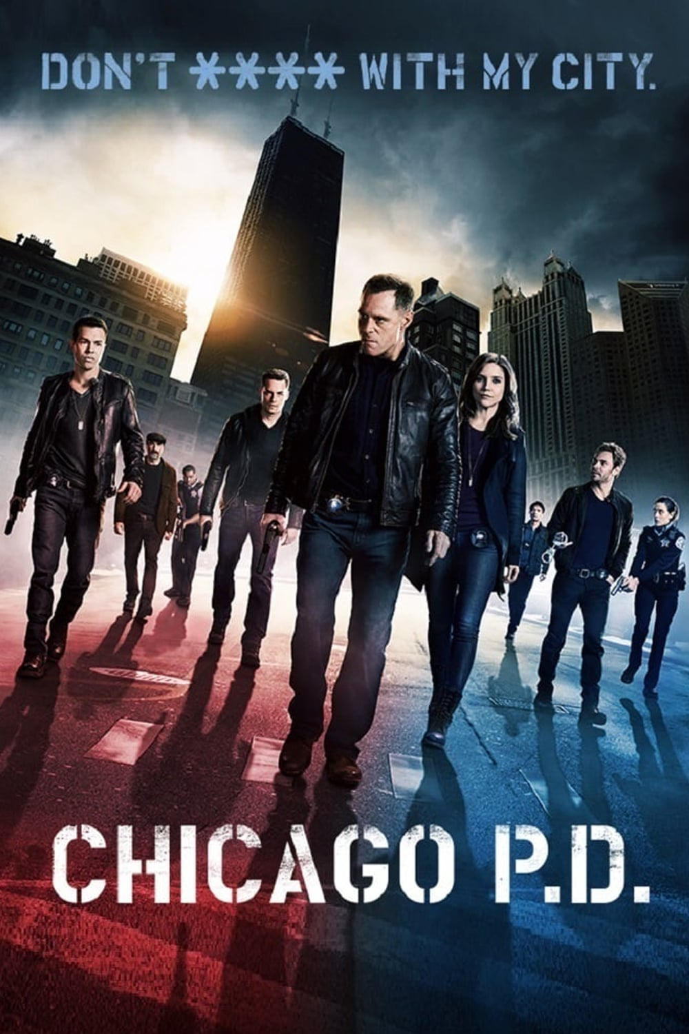 Chicago Police Department series tv complet