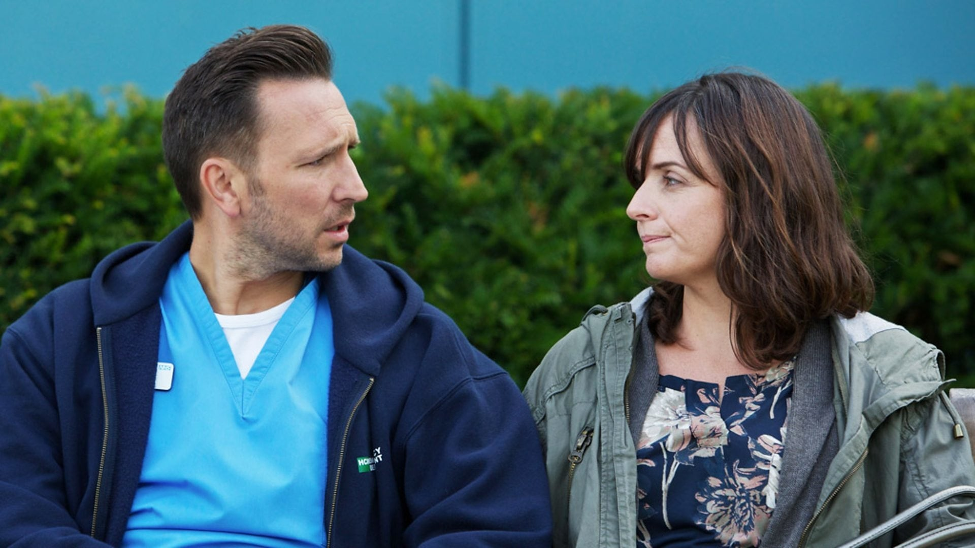 Casualty Season 28 :Episode 15  Between the Cracks