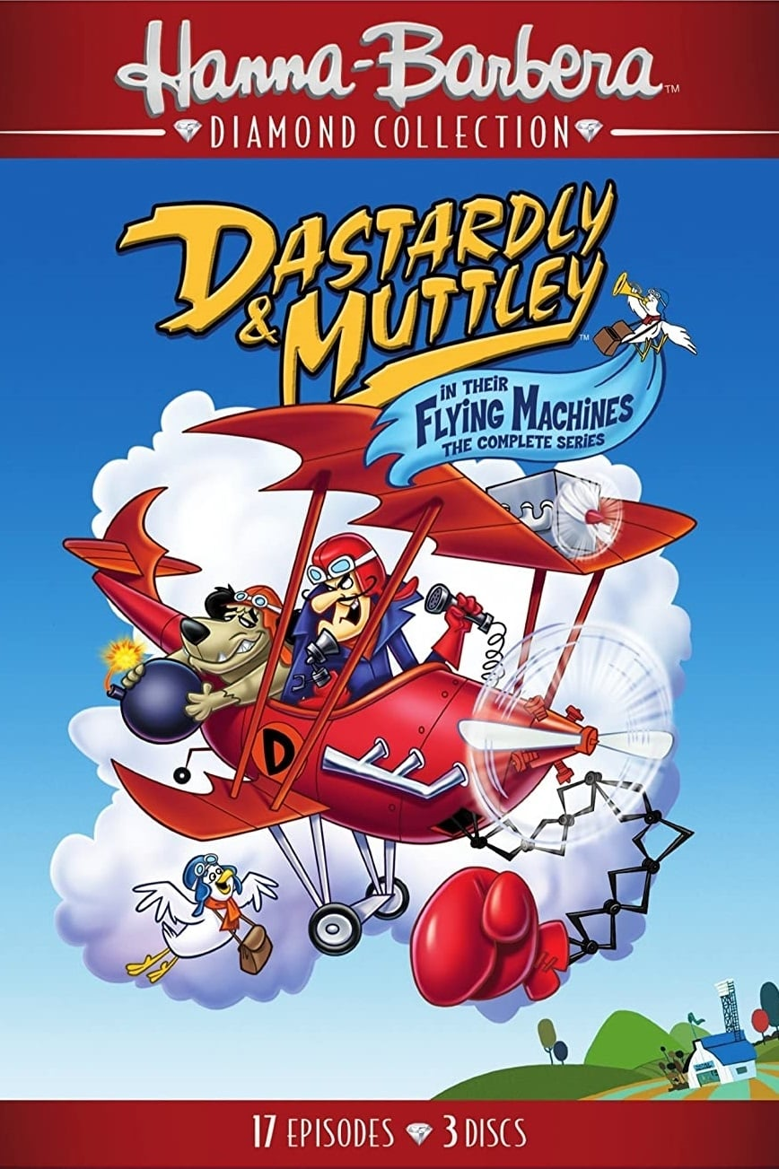 Dastardly and Muttley in Their Flying Machines (1969)