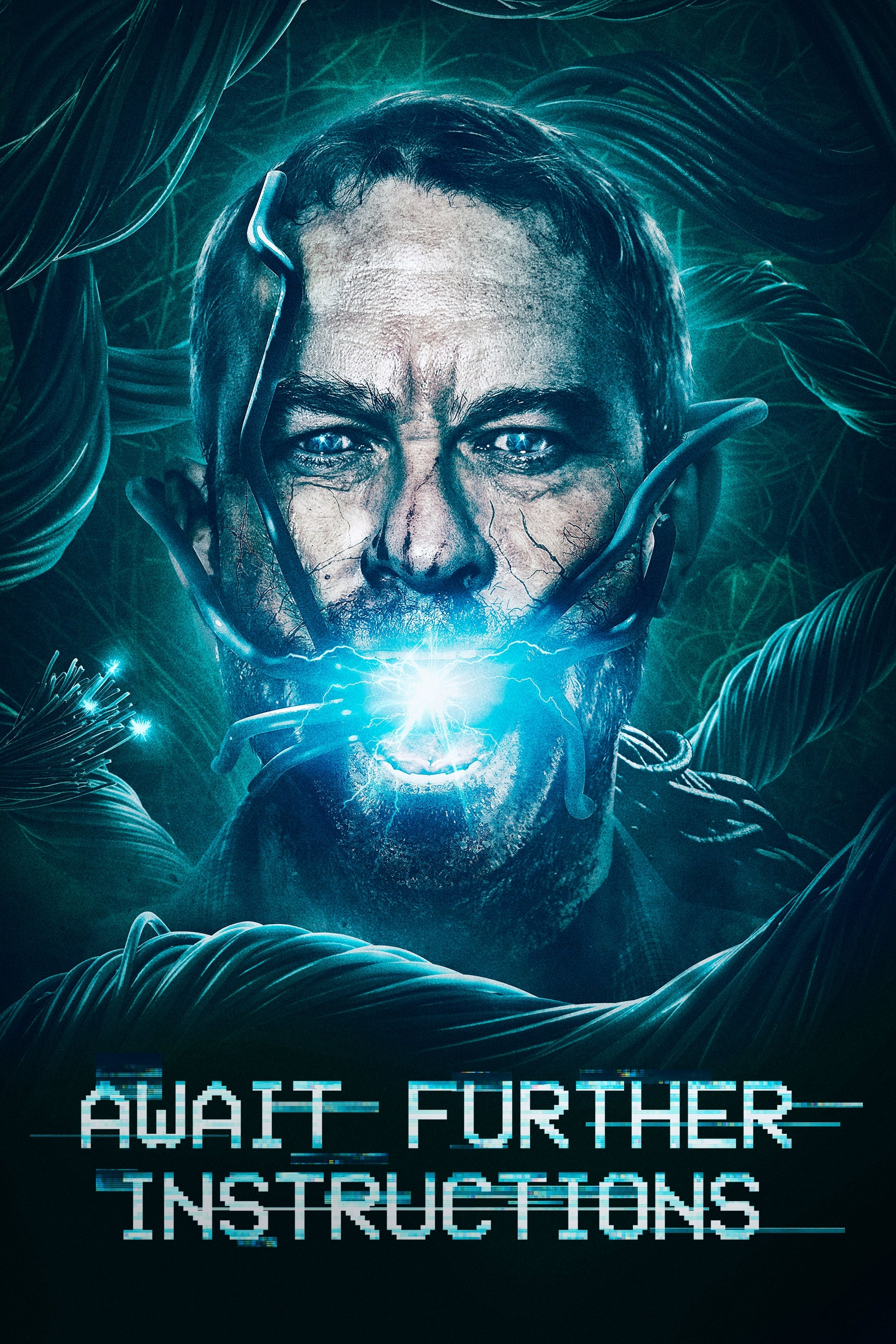 Póster Await Further Instructions
