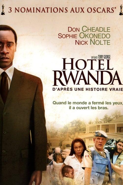 voir film Hôtel Rwanda streaming
