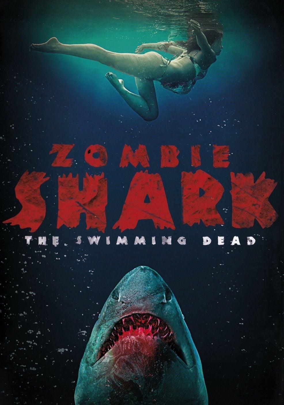 Tubarões Zumbis Dublado