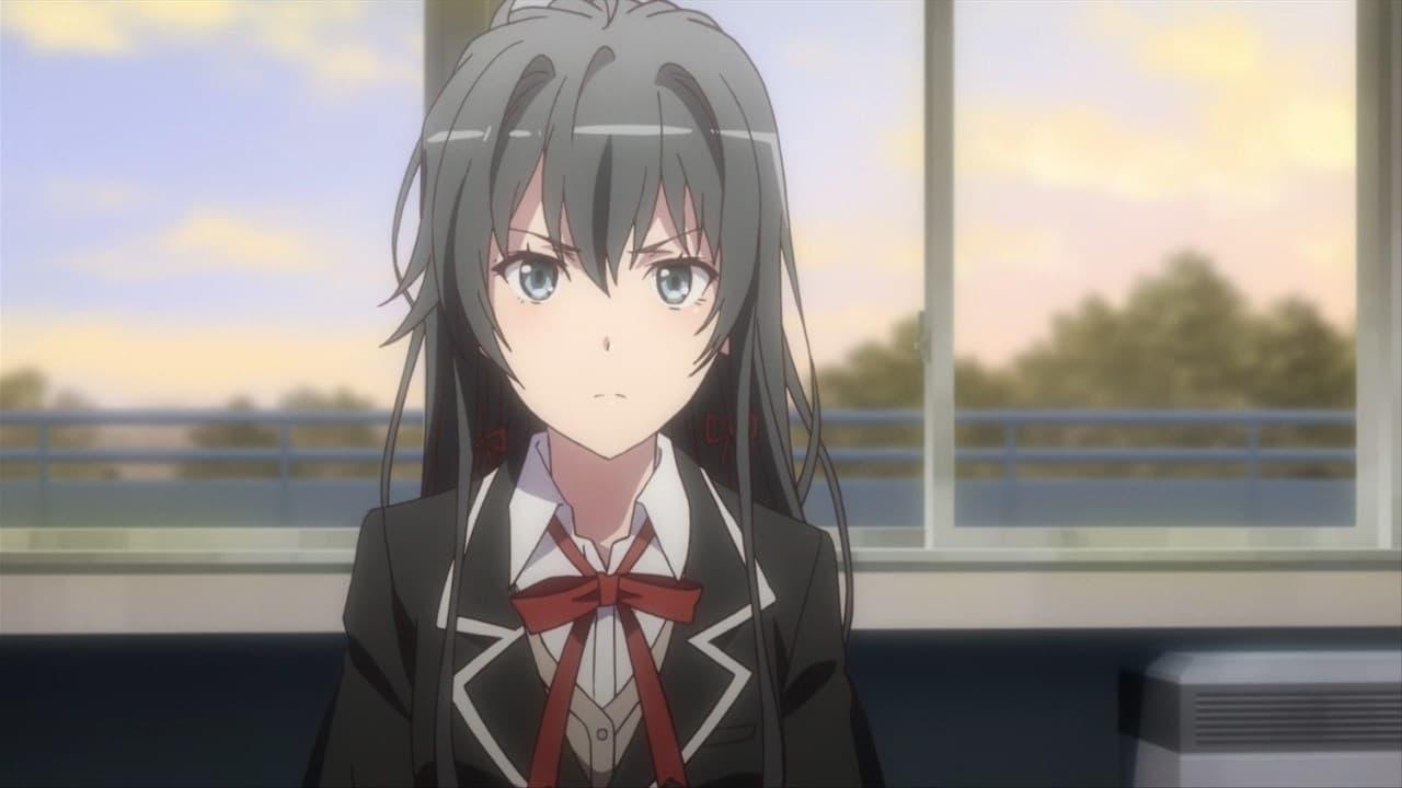 My Teen Romantic Comedy SNAFU Season 2 :Episode 3  Quietly, Yukinoshita Yukino Makes a Decision