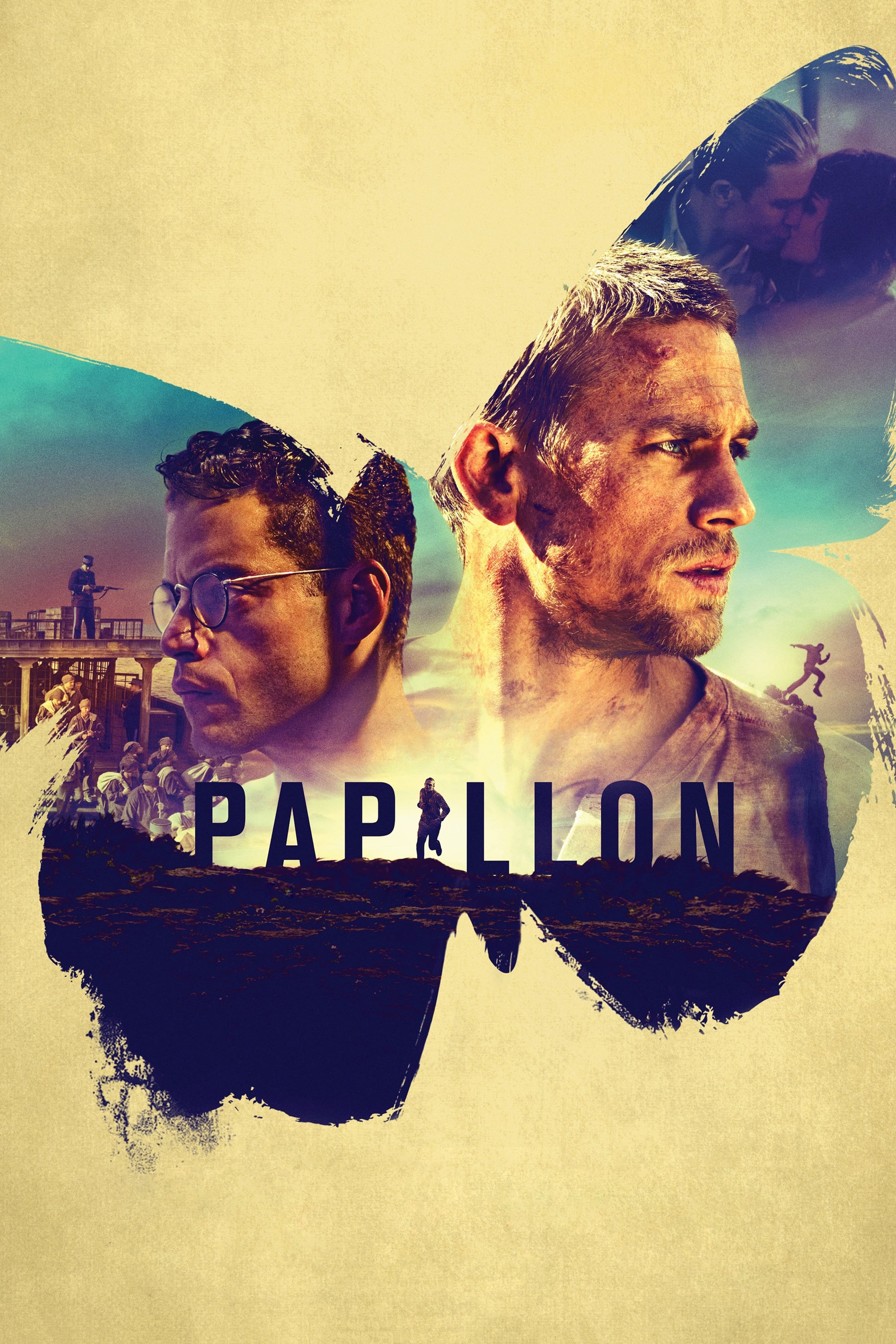 Poster and image movie Film Papillon 2018