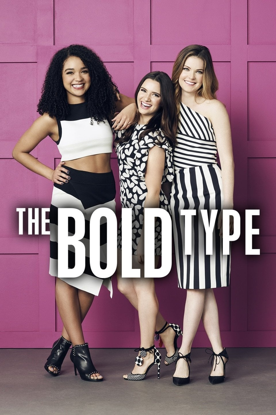 the bold type tv series 2017 posters the movie database tmdb. Black Bedroom Furniture Sets. Home Design Ideas