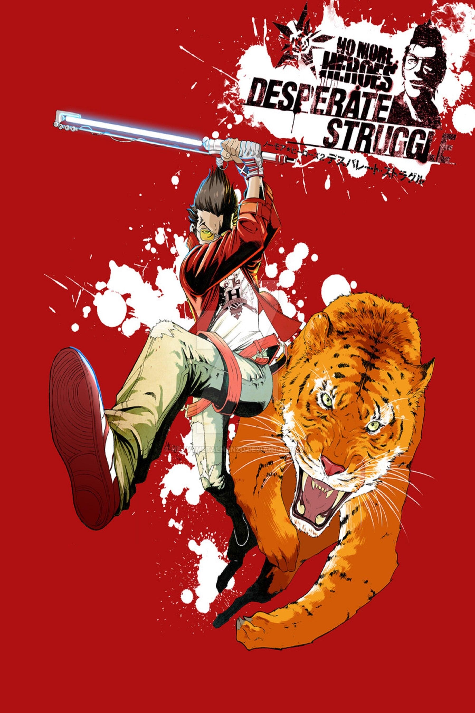 Ver No More Heroes 2: Desperate Struggle Online HD Español (2010)