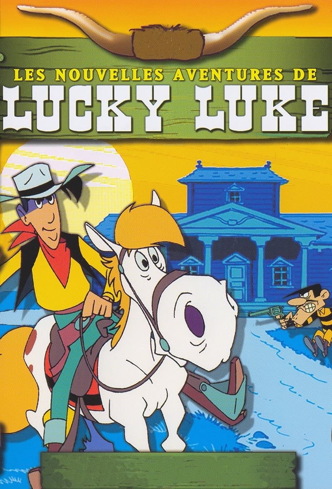 The New Adventures of Lucky Luke (2001)