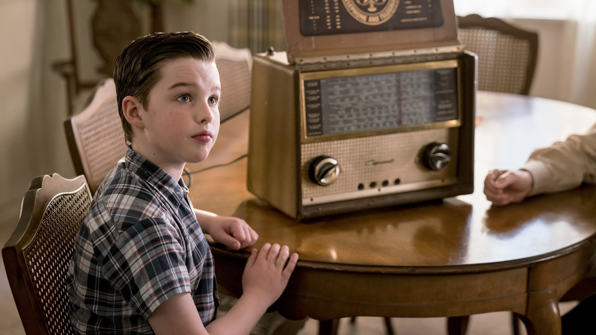 Young Sheldon - Season 2 Episode 22 : A Swedish Science Thing and the Equation for Toast