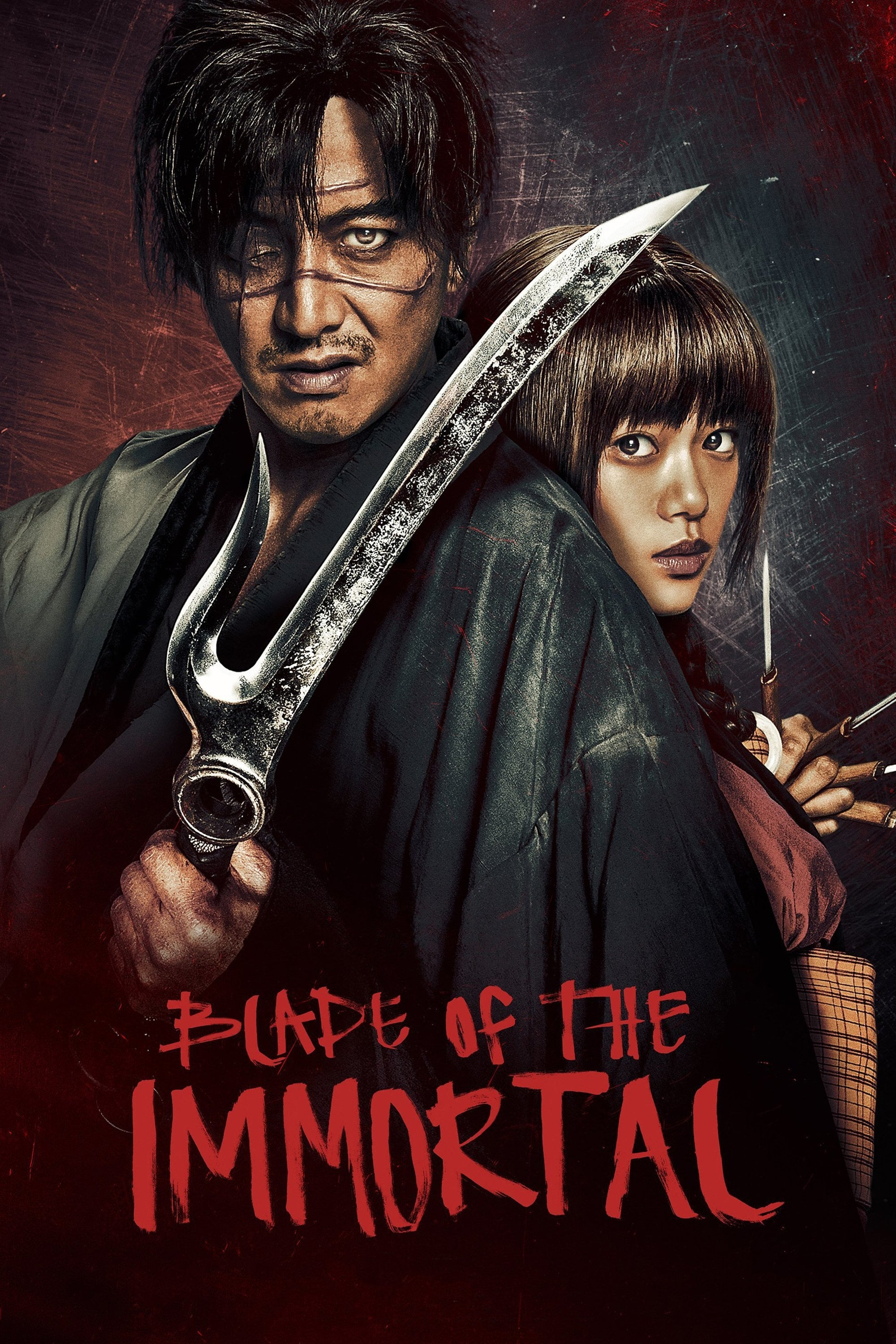 voir film Blade of the Immortal streaming