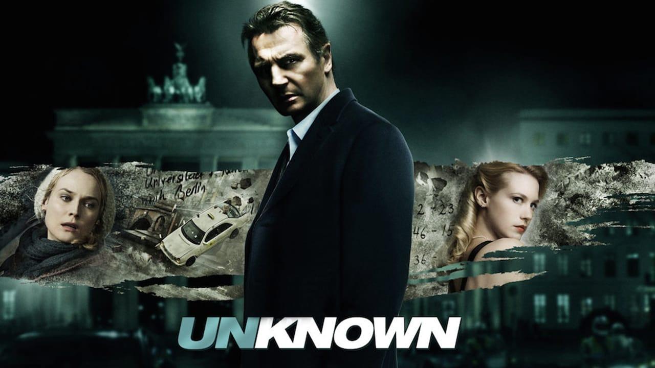 Filmszene aus Unknown Identity