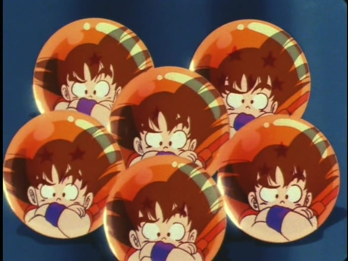 Dragon Ball Season 1 :Episode 69  Who is Fortuneteller Baba?