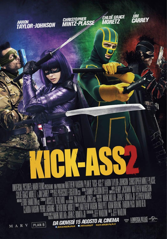 Kick-Ass 2 Stream