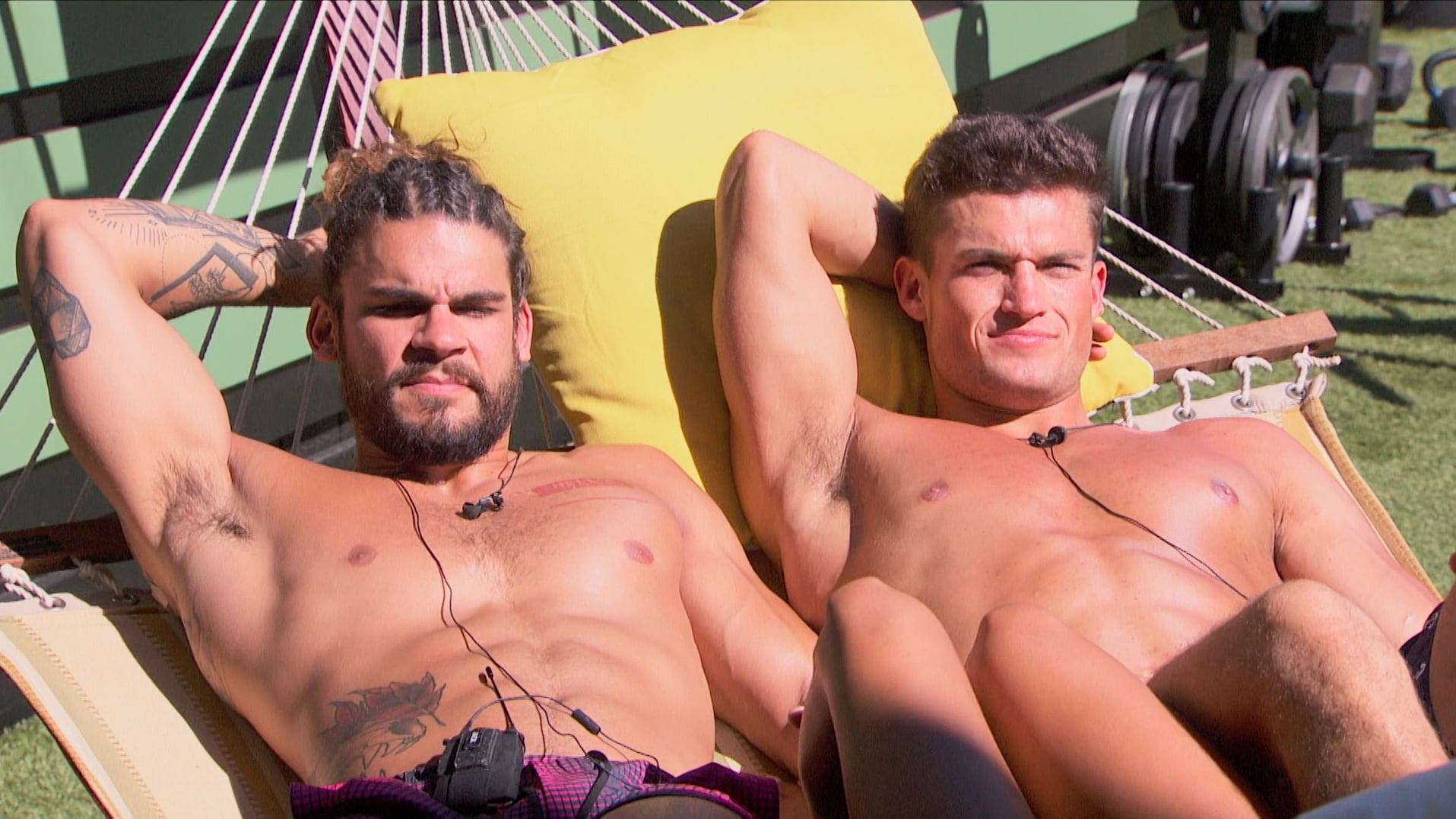 Big Brother Season 21 :Episode 11  Episode 11