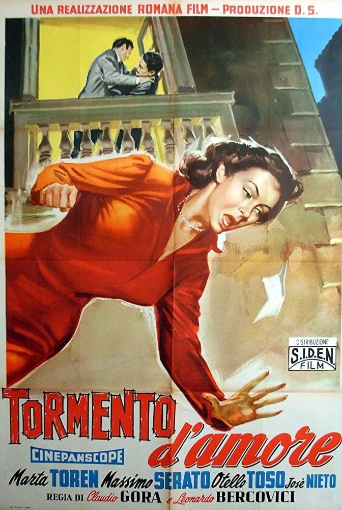 Ver Tormento d'amore Online HD Español (1956)
