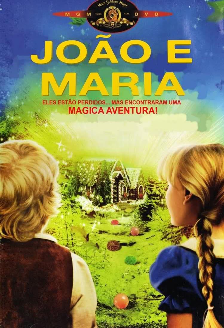 João e Maria Dublado