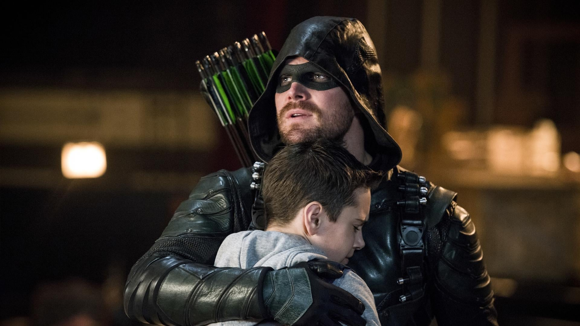 Arrow Season 6 :Episode 13  The Devil's Greatest Trick