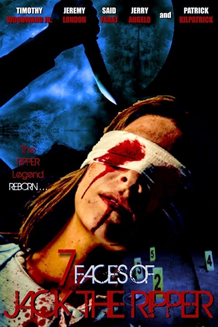 Ver 7 Faces of Jack the Ripper Online HD Español (2014)
