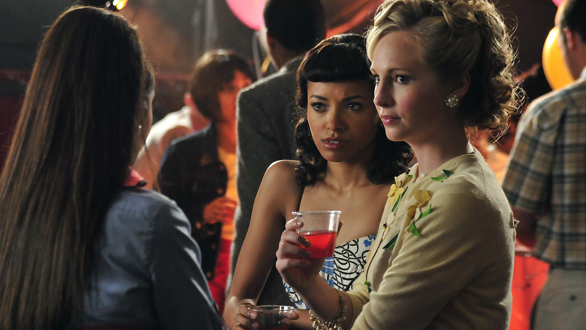 The Vampire Diaries Season 1 :Episode 12  Unpleasantville
