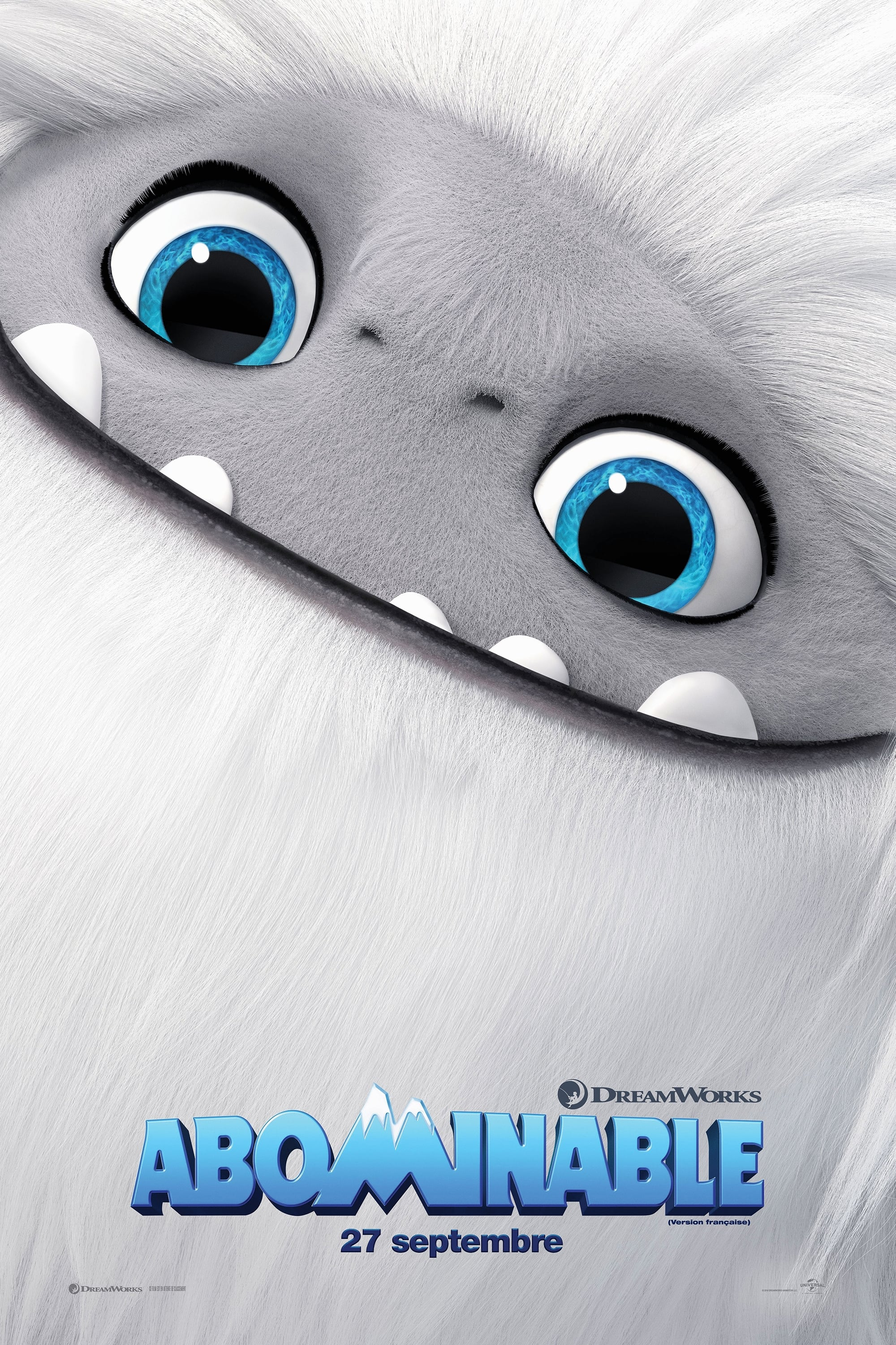 Abominable streaming sur zone telechargement