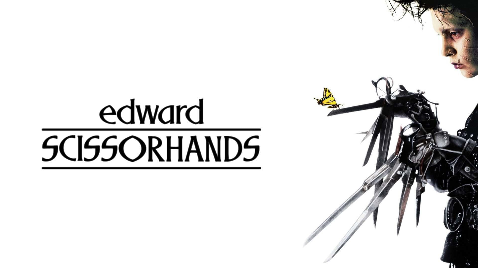 "writting an essay on edward scissor hands 'edward scissorhands': from box office misfire to cinema classic  i think of  every script i've written as a sort of sad horror movie"" for many."