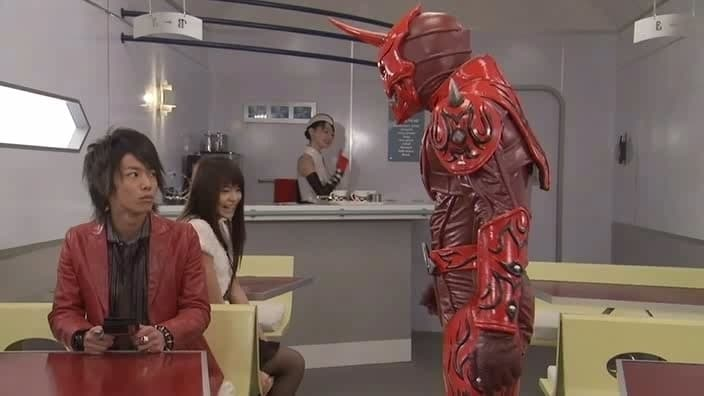 Kamen Rider Season 17 : Episode 3