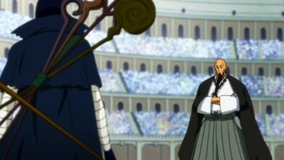 Fairy Tail Season 4 :Episode 10  Schlechtes Omen