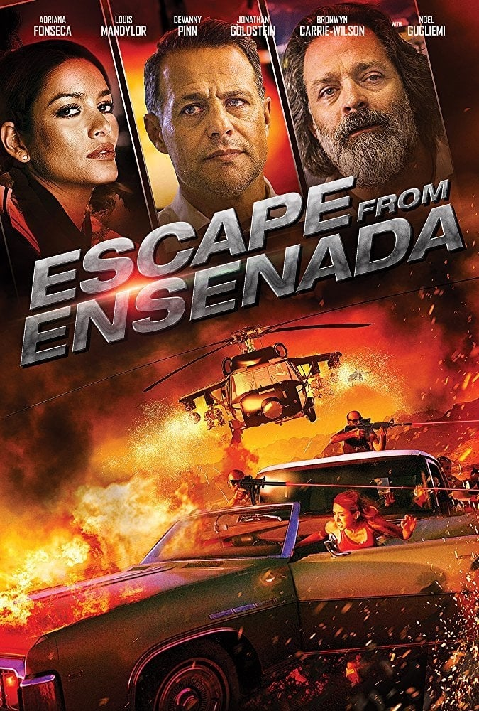 Ver Escape From Ensenada Online HD Español (2017)