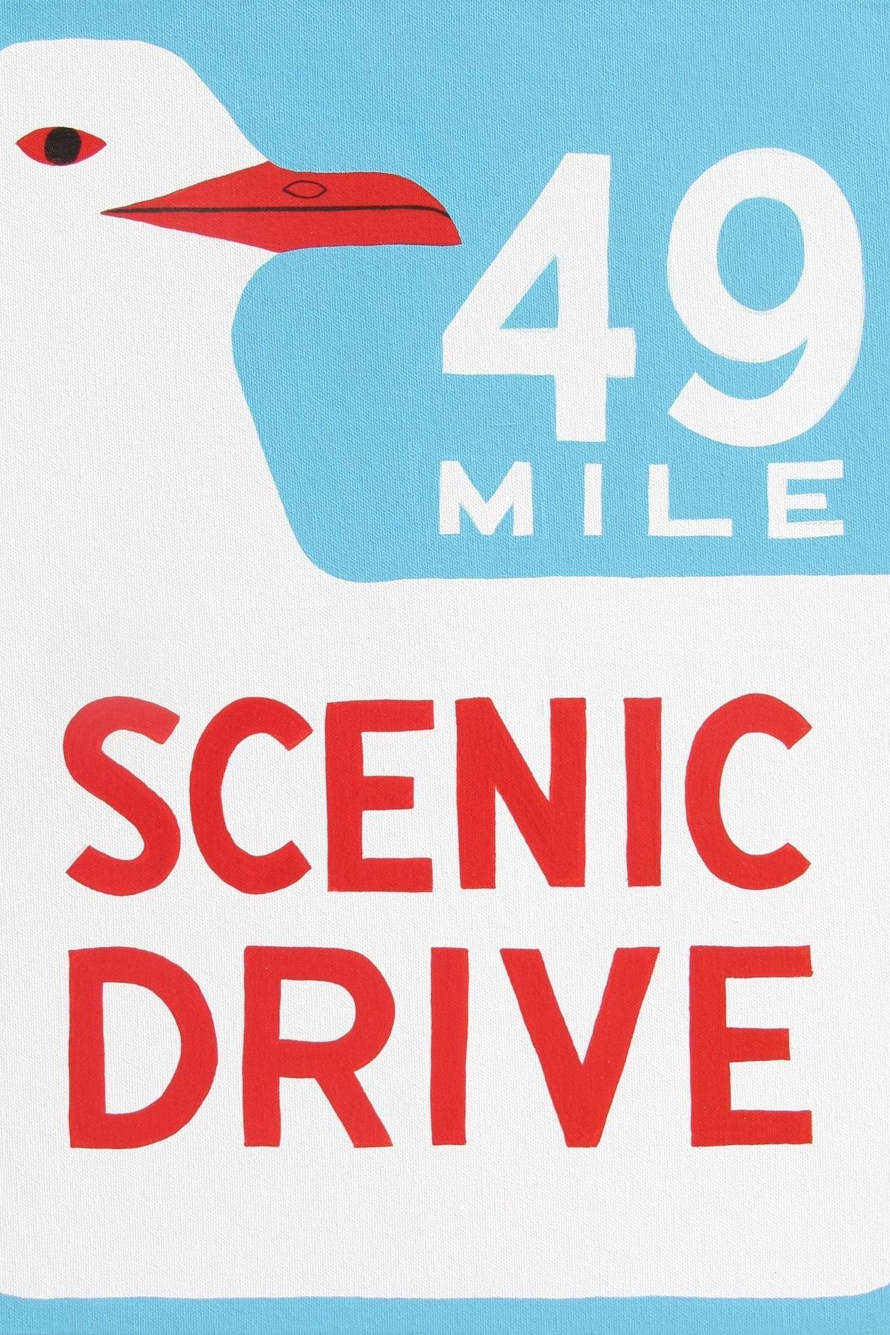 Ver 49 Mile Scenic Drive Online HD Español ()