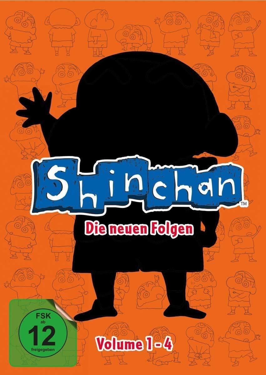 Shin chan - Die neuen Folgen, Volume 1-4 (1970)