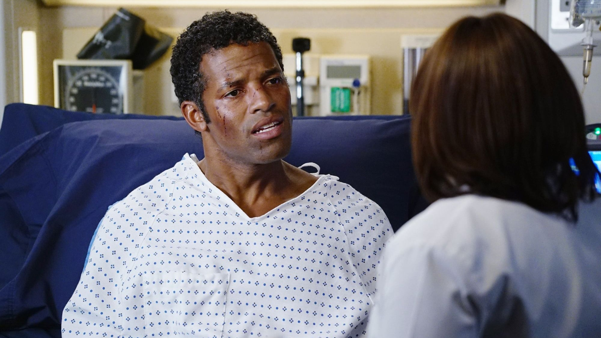 Grey's Anatomy Season 11 :Episode 12  The Great Pretender