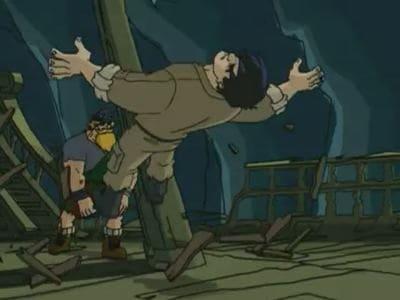 Jackie Chan Adventures Season 2 :Episode 33  Glove Story