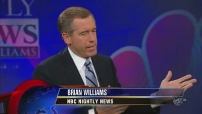 The Daily Show with Trevor Noah Season 15 :Episode 18 Brian Williams