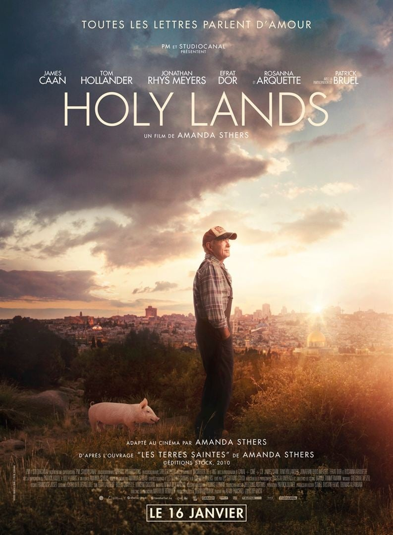 Holy Lands streaming