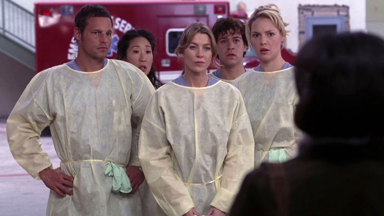 Grey's Anatomy Season 2 :Episode 16  Code Black