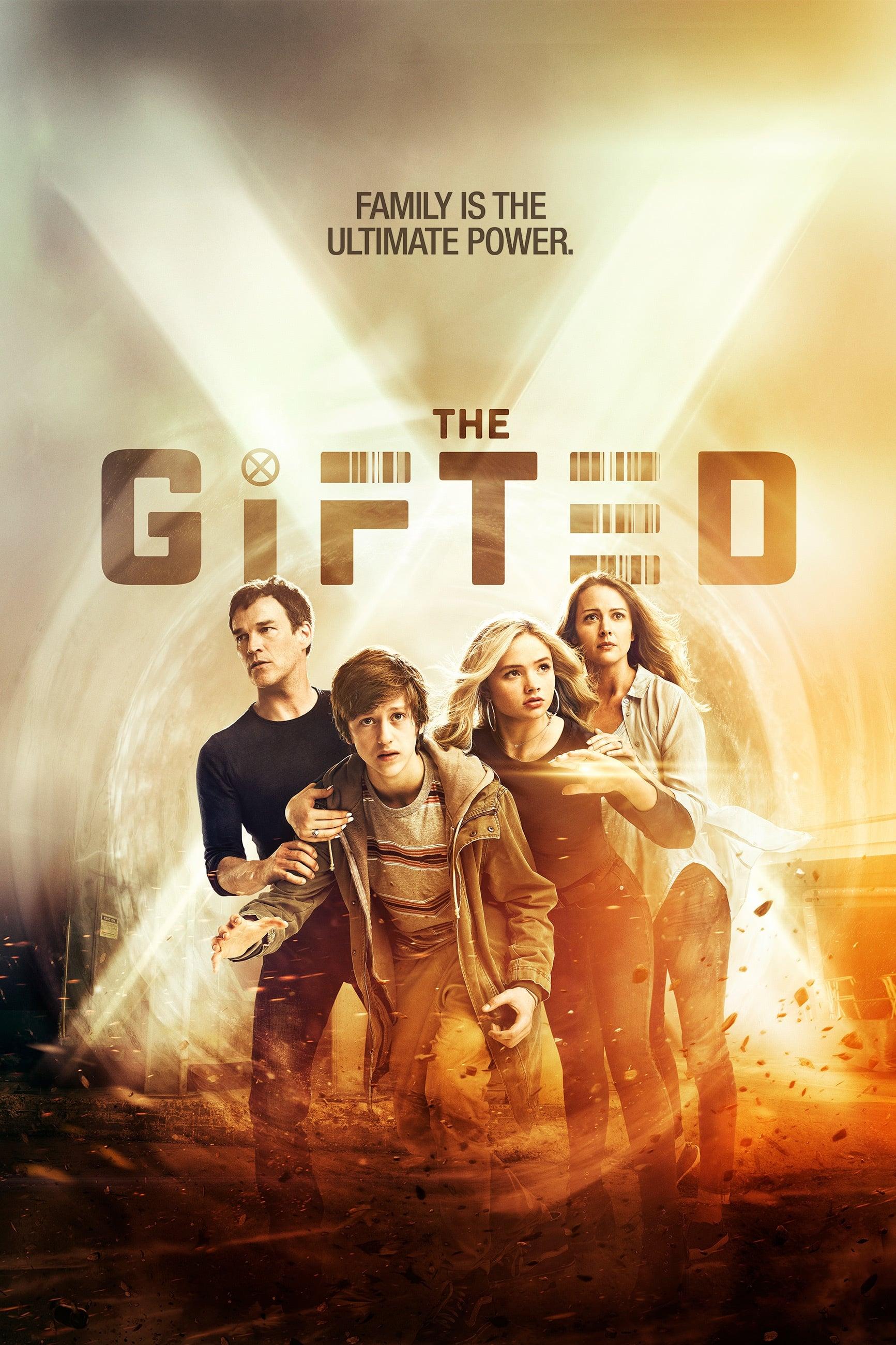 The Gifted Serie Deutsch