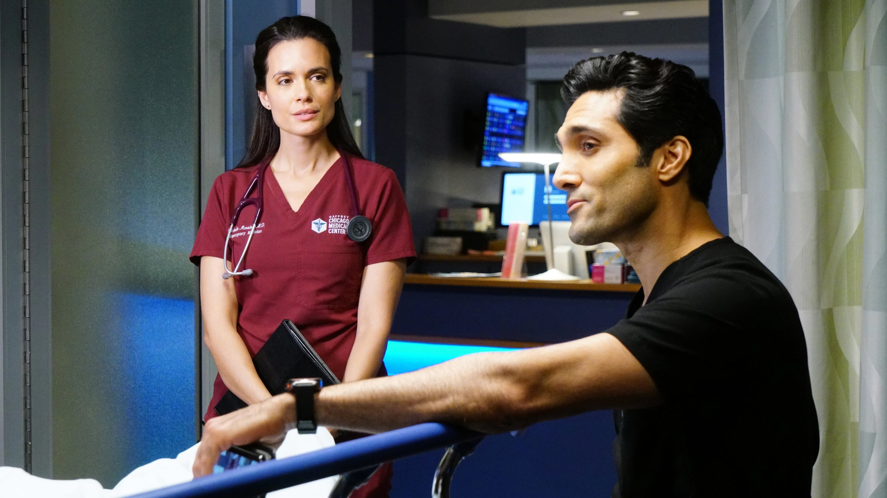 Chicago Med - Season 5 Episode 18 : In the Name of Love