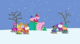 Peppa Pig Season 2 :Episode 53  Cold Winter Day
