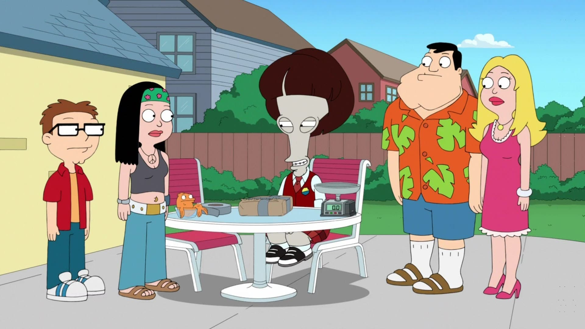 American Dad! - Season 17 Episode 21