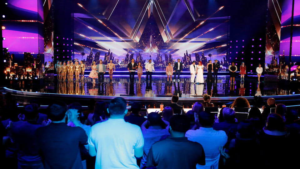 America's Got Talent Season 11 :Episode 15  Live Results 2