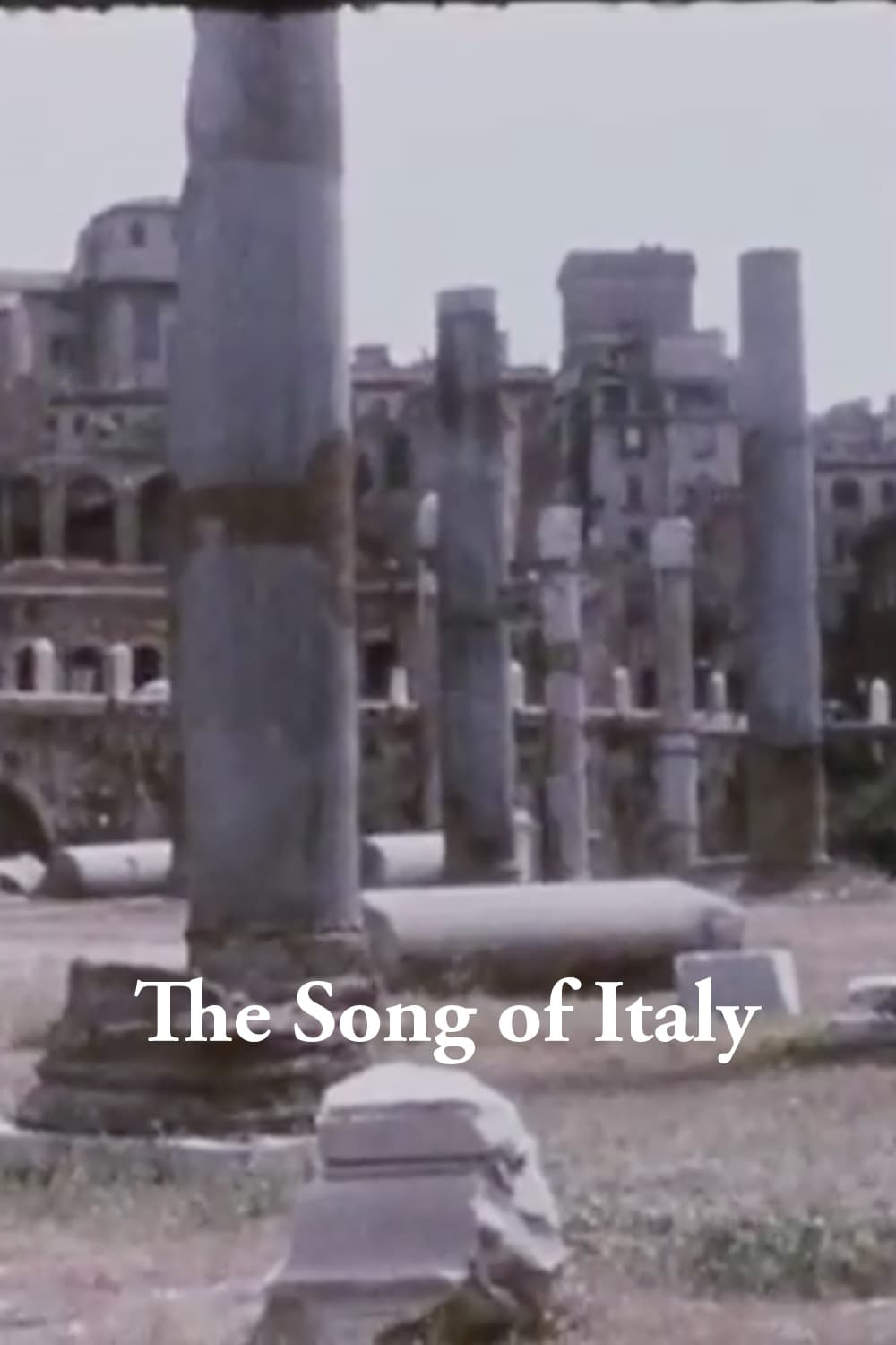 The Song of Italy (1967)