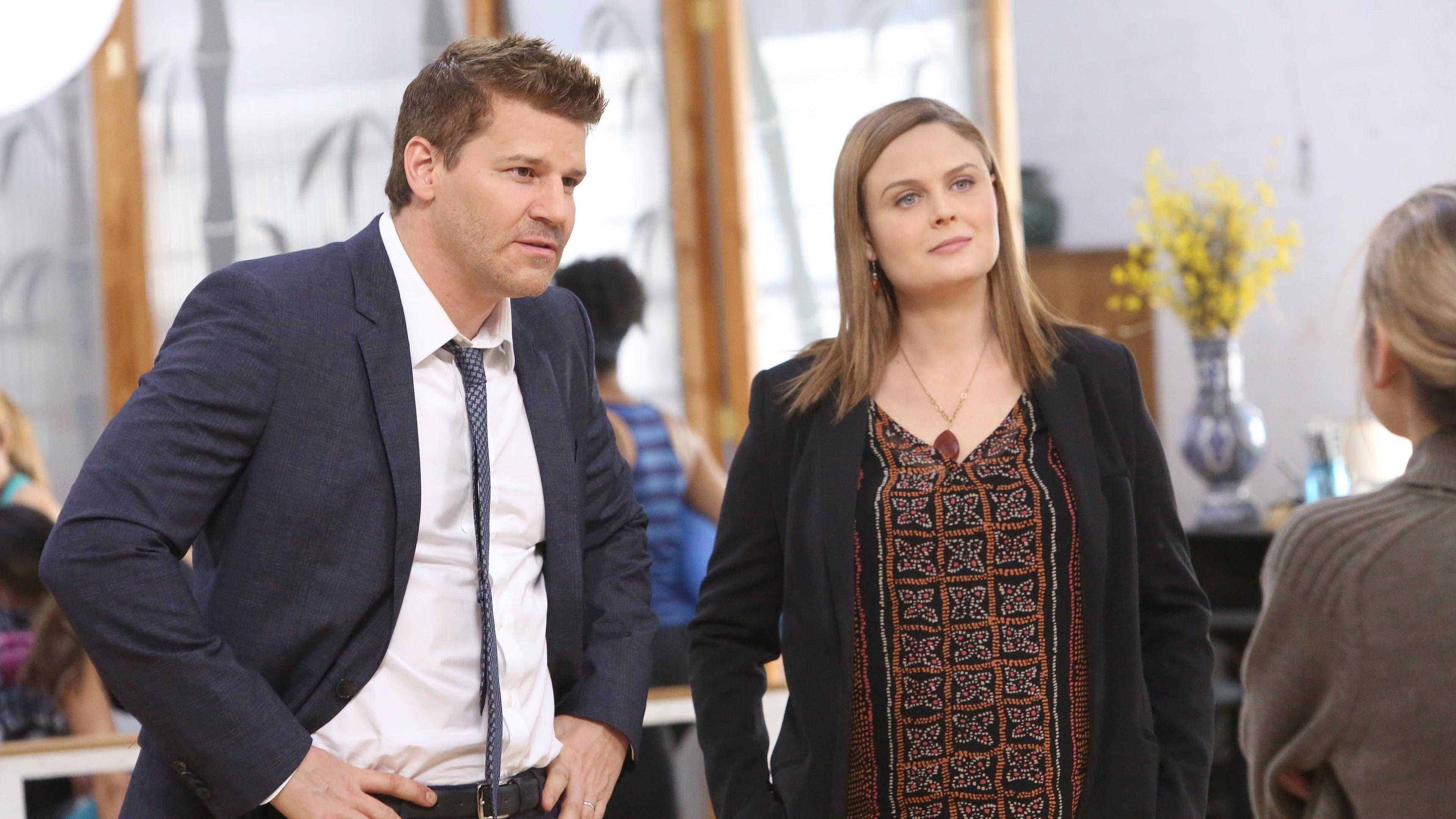 Bones Season 10 :Episode 21  The Life in the Light