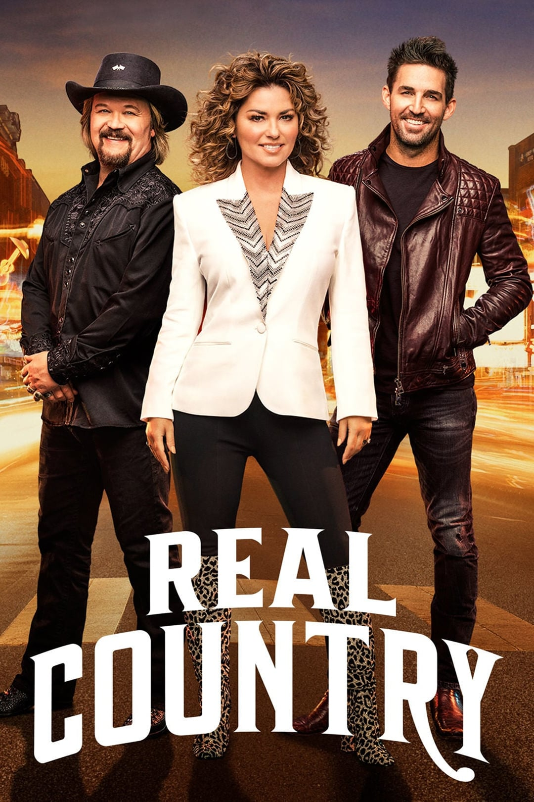 Real Country TV Shows About Singing