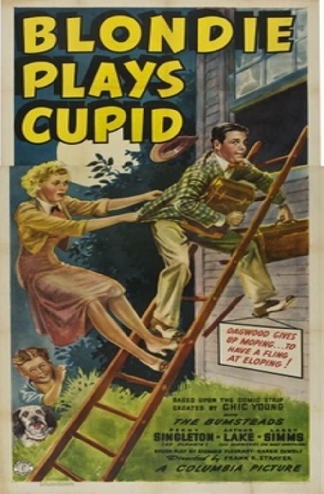 Ver Blondie Plays Cupid Online HD Español (1940)