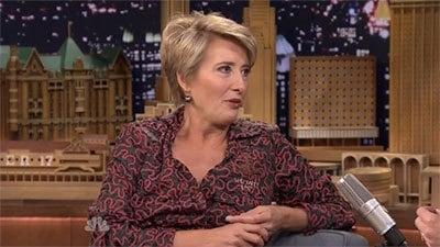 The Tonight Show Starring Jimmy Fallon Season 1 :Episode 138  Emma Thompson, Dane Cook