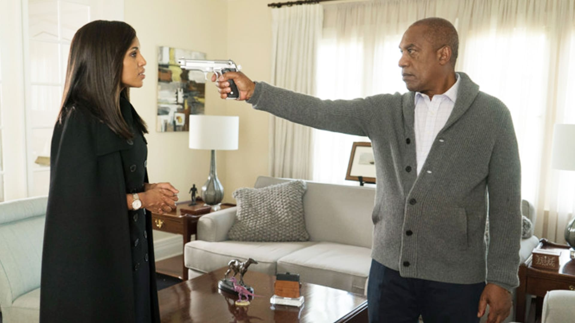Scandal Season 7 :Episode 9  Good People