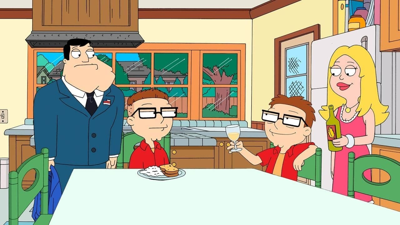 American Dad! Season 7 :Episode 2  Son of Stan (2)